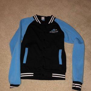 athletic championship jacket